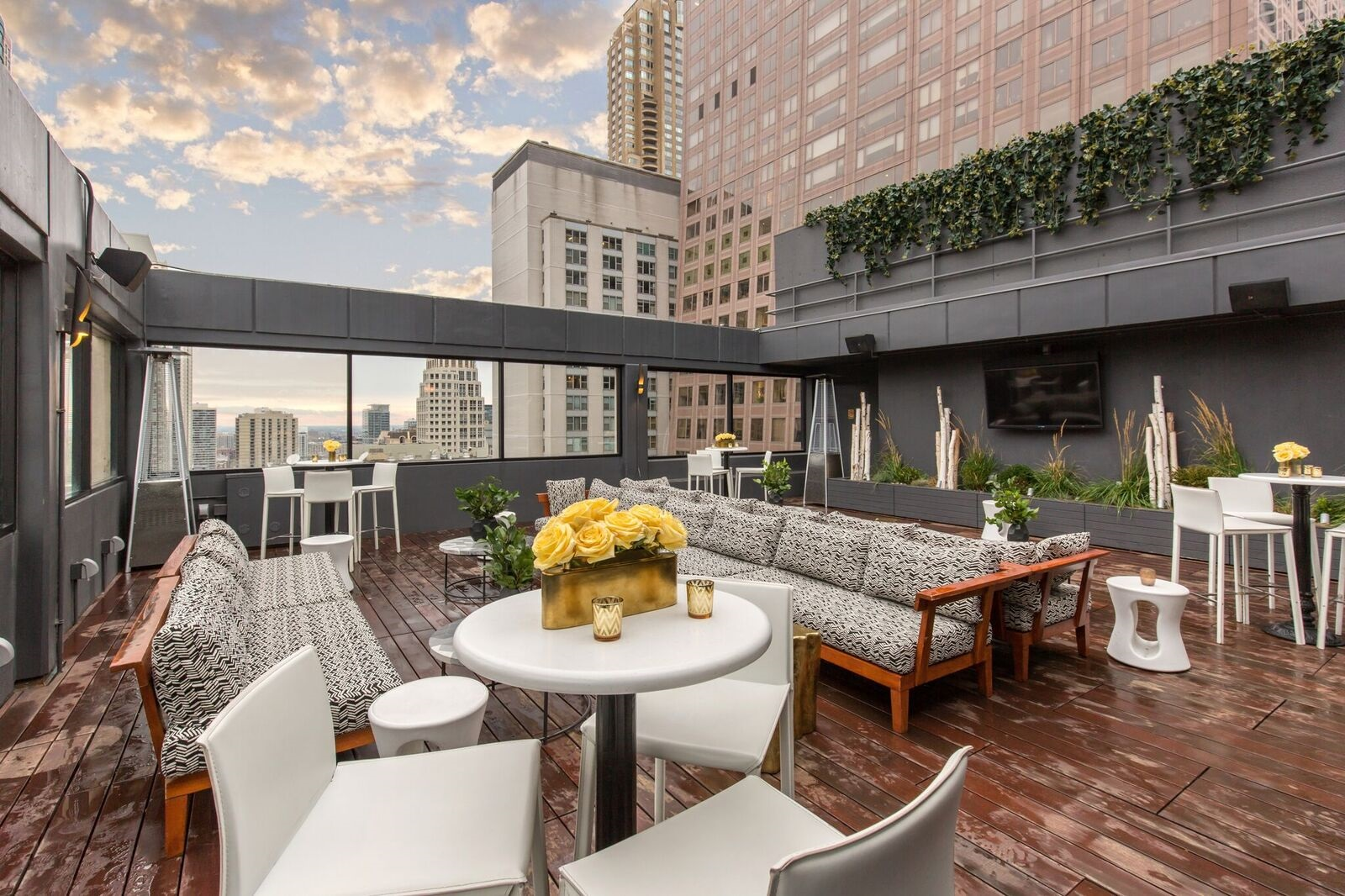 hospitality asset in chicago